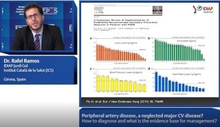 **EPCCS 2018** This is a brief version of the presentation that dr. Ramos gave on peripheral artery disease and associated risks and how it can best be managed.