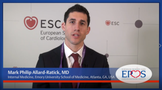 Dr Allard-Ratick tells about the surprising result that HDL-C levels >60 mg/dl (1.5 mmol/L) were associated with a nearly two-fold increase in the risk of CV death or MI in adults with CV disease.