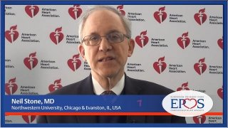 Neil Stone served as vice-president of the new cholesterol guideline. He sums up the main new recommendations based on the latest evidence of recent lipid outcome trials.