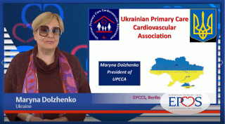 EPCCS Council member Maryna Dolzhenko provides a brief overview of the current organisation of primary care in Ukraine