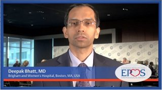 **ACC 2019** Icosapent ethyl reduces total ischemic events and first and recurrent events compared to placebo. Prof Bhatt explains the results of the REDUCE-IT trial and what this means for high risk patients.